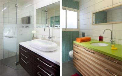 טיפים לתכנון חדרי אמבטיה ושירותים