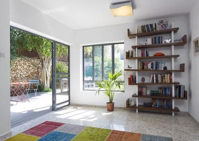 שירלי נחמנה - עיצוב ספרייה