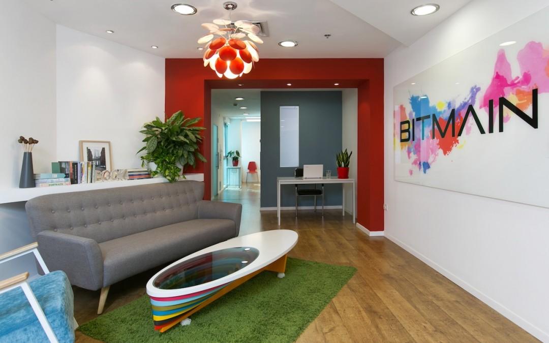 עיצוב משרדי ביטמנטק ישראל