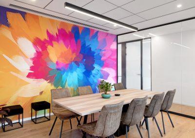 תכנון ועיצוב משרד Flipkart ישראל