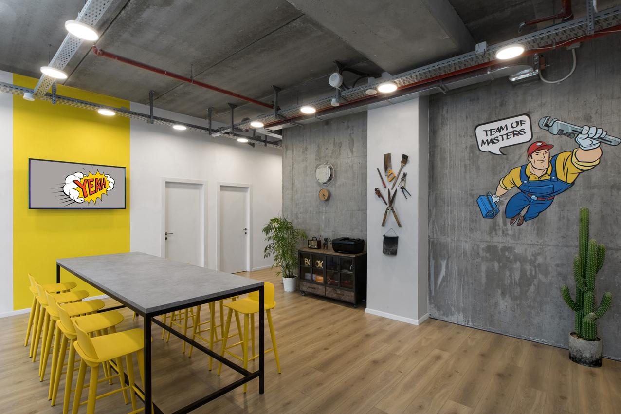 משרדי חברת Workiz