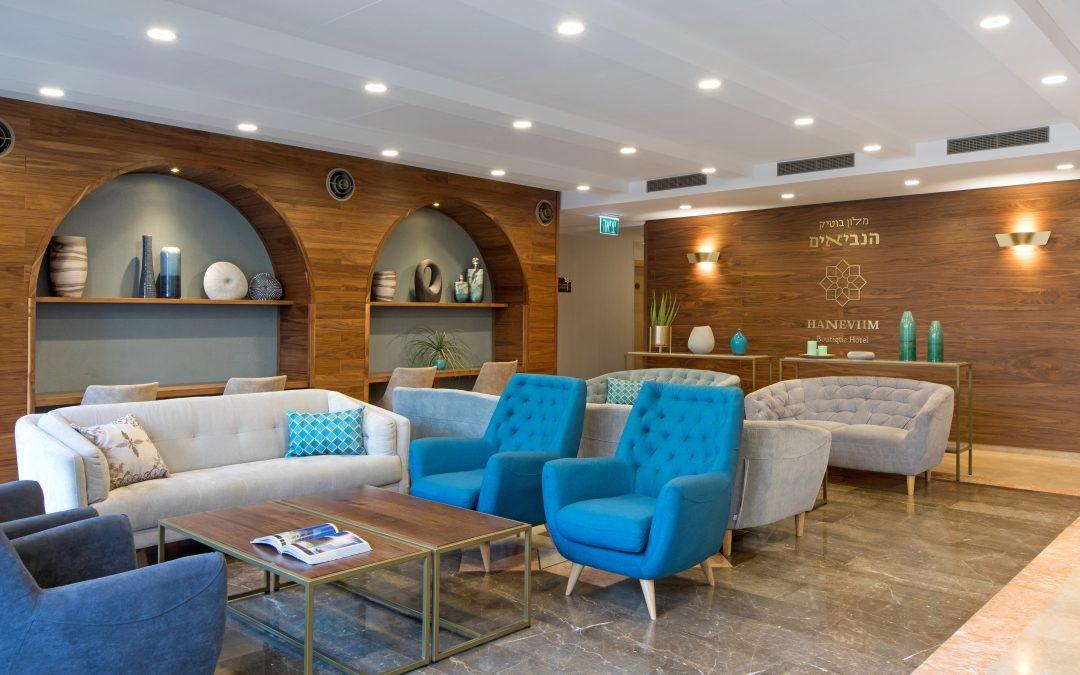 מלון בוטיק ירושלמי #1